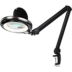 3x Magnifier Table Lamp (SE MC373B)