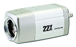 CAMERA INDOOR ZOOM 22X OPTICAL..HIGH RES GREAT FOR HALLWAYS (ZC22X)