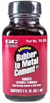 GC Electronics Rubber To Metal Cement