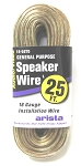 18 Gauge 25 Foot Speaker Wire