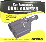 Dual Car Adapter