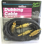 6 Foot Dubbing Cable