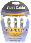 12 Foot Component Video Cable