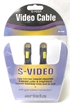 12 Foot S-Video Cable 24K Gold plated