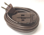 AC Extension Cord 12 FT UL