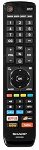 Original Sharp TV Remote Control Television EN3R39S