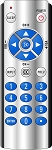 Zenith Big Button 1 Device TV ONLY Remote Control ZB110B