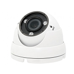 5MP 4-in-1 IR Dome Vari-Focal Camera - White