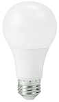 A19 LED Household Light Bulb, 120V, 10W White - A19LED802
