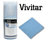 VIVITAR LCD CLEANING KIT W / MICROFIBER CLOTH (VIVLCD-811)