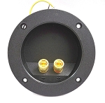 Round Speaker Terminal with Crossover Board (CP-424)