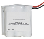 9 Volt Door Lock Battery (DL-16)