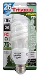 26 WATT BULB REPLACES 125 WATT BULB (DW-1526AA)