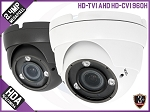 2.4MP HD AHD IR Dome Smart Saving Camera  AHD-IRD2M42VF-W-S