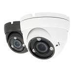5 MP Eyeball Camera 3-6mm Lens Indoor/Outdoor Weatherproof