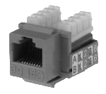 CAT5E KEYSTONE JACK (KS-5)