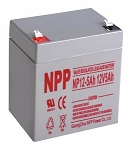 Sealed Led Acid Battery 12V 5AMP (SLA5-12)