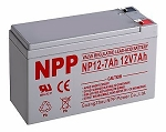 Sealed Led Acid Battery 12 Volt  7AH (SLA7-12)