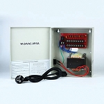 POWER SUPPLY 9 CAMERAS AC VOLTAGE (PS-9AC-5A)