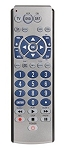 Zenith ZB311B 3-Device Big Button Remote