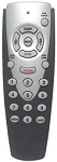 Zenith ZN11 One Device Replacement Universal TV Remote (ZN110)