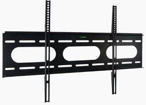 "Universal flat screen wall mount for LCD and Plasma monitors up to 90""/165 lbs"