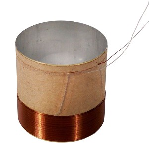 "2"" Kapton Voice Coil with leads (NVC-44)"