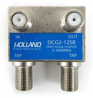 Dual Port Directional Tap 23dB (14-0023)