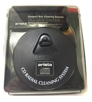 Arista CD Cleaning System