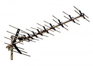 HD / UHF Antenna Channels 21 to 69