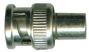 BNC Double Male Connector  (6044)
