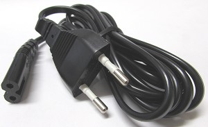6 FT 220v AC Power Cord