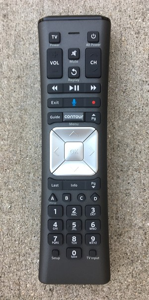 XR11 Voice Remote Control